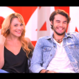 """Joy Esther dans """"DALS8"""" le 14 octobre 2017 sur TF1."""