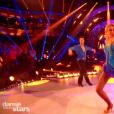 """Elodie Gossuin dans """"DALS8"""" le 14 octobre 2017 sur TF1."""