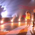 """Sinclair dans """"DALS8"""" le 14 octobre 2017 sur TF1."""