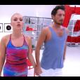 """Vincent Cerutti dans """"DALS8"""" le 14 octobre 2017 sur TF1."""