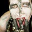 Marilyn Manson dans le clip de SAY10 (réalisation de Bill Yukich)