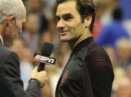 """Roger Federer : Son tacle aux Français et à Gasquet, """"exemple classique"""""""