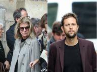 Obsèques de Jean Rochefort : L'émotion de Nicole Garcia et de leur fils Pierre