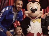Karim Benzema, papa attentionné : Journée féerique et inoubliable avec Mélia
