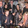 Ashton Kutcher et Demi Moore font une partie de dominos à L.A ! 20/02/09