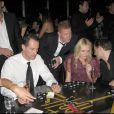 Sebastian Copeland et Kate Bsworth font une partie de dominos à L.A ! 20/02/09