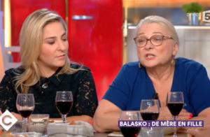 Josiane Balasko, le harcèlement sexuel :