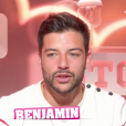"Benjamin - ""Secret Sotry 11"" sur NT1, le 18 octobre 2017."