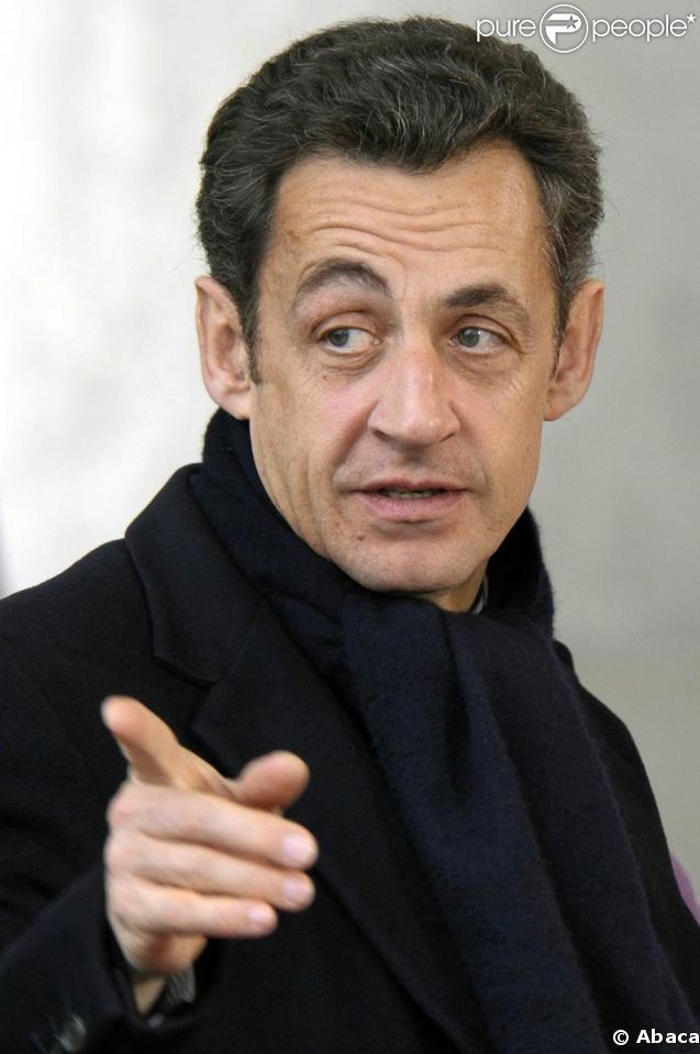 Nicolas Sarkozy au sommet de Berlin. La crise lui donne mal à la tête ! 22/02/09