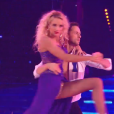 """Elodie Gossuin et Christian Millette - """"Danse avec les stars 8"""" sur TF1. Le 28 octobre 2017."""