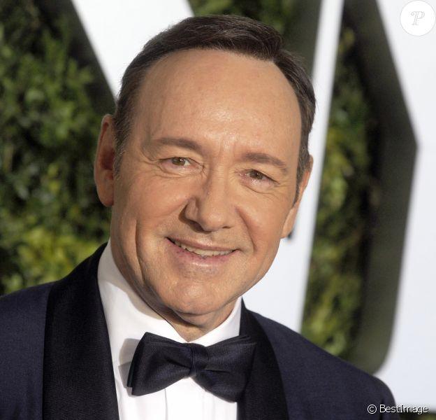Kevin Spacey lors de la 71e cérémonie annuelle des Tony Awards 2017 au Radio City Music Hall à New York, le 11 juin 2017. © Future-Image via ZUMA Press/Bestimage