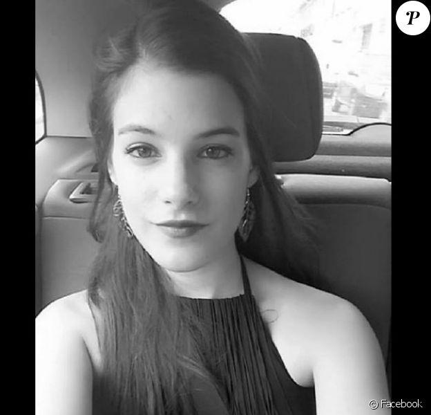 Mélodie Massé, photo Facebook du 2 juillet 2016.