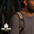 """""""Fabian éliminé de """"Koh-Lanta Fidji"""" (TF1), vendredi 3 novembre 2017."""""""