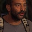 """Fabian a été éliminé de ""Koh-Lanta Fidji"" (TF1), vendredi 3 novembre 2017."""