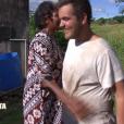 "André et Romain dans ""Koh-Lanta Fidji"" (TF1), vendredi 3 novembre 2017."