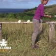 """Tiffany et Sandrine dans """"Koh-Lanta Fidji"""" (TF1), vendredi 3 novembre 2017."""