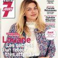 """Magazine """"Télé 7 Jours"""" en kiosques le 6 novembre 2017."""