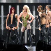 Britney Spears : Accident de costume en plein concert, elle dévoile un sein