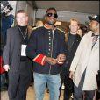 Encore et toujours Kanye West le drogué de mode... Il est de tous les défilés !!!
