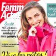 """Magazine """"Femme actuelle"""" en kiosques le 6 novembre 2017."""