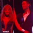 """Arielle Dombasle éliminée - prime de """"Danse avec les stars 4"""", jeudi 2 novembre 2017, TF1"""
