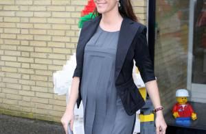 Marie de Danemark, six mois de grossesse...et déjà en repérage au pays des jouets !