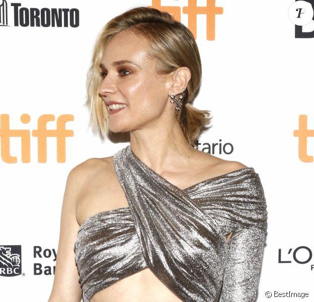 """Diane Kruger à la première de """"In The Fade"""" au Toronto International Film Festival 2017 (TIFF), le 12 septembre 2017.12/09/2017 - Toronto"""