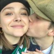 Chloë Moretz et Brooklyn Beckham amoureux : Leur premier tapis rouge
