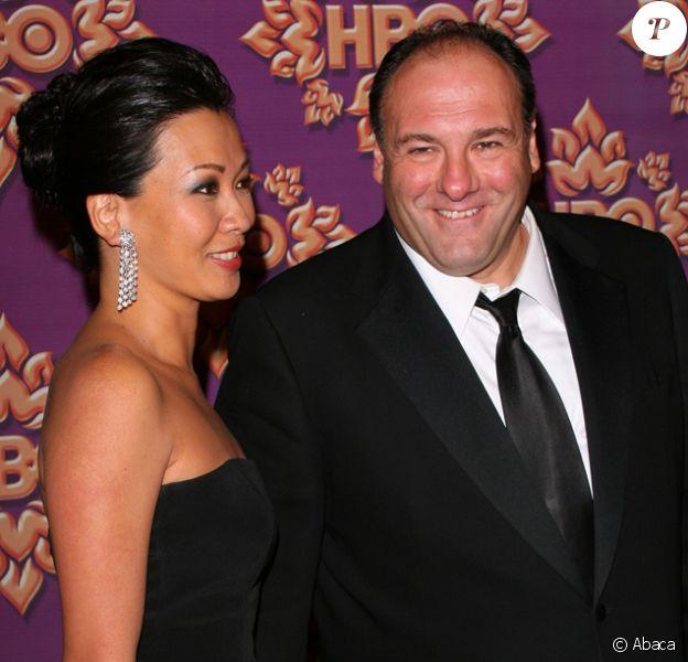 James Gandolfini et Deborah Lin : mariage en vue !