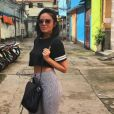 Photos de vacances d'Agathe Auproux au Vietnam, octobre 2017