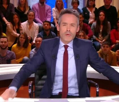Christophe Castaner vanne Yann Barthès après son énorme lapsus dans Quotidien