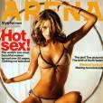 """Alessandra Ambrosio pour Arena """