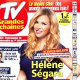 """TV Grandes Chaînes en kiosques le 13 novembre 2017"""
