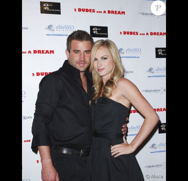 Jason Wahler et Katja Decker Sadowski