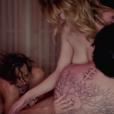 """Johnny Depp au coeur d'une orgie avec Manson, dans le dernier clip de Marilyn Manson """"KILL4ME"""""""