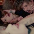 "Johnny Depp en plein orgie dans le dernier clip de Marilyn Manson ""KILL4ME"""