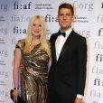Isabelle Marino et Ryan Hoffman - Gala Trophée des Arts 2017 organisé par la FIAF à l'hôtel Plaza. New York, le 13 novembre 2017 © Morgan Dessalles/Bestimage