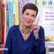 """Reines du shopping : Cristina Cordula choquée par une candidate """"au naturel"""""""