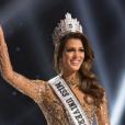 """""""Iris Mittenaere, Miss France 2016, a été couronnée Miss Univers 2016 à Manille le 30 janvier 2017. Photo Instagram."""""""
