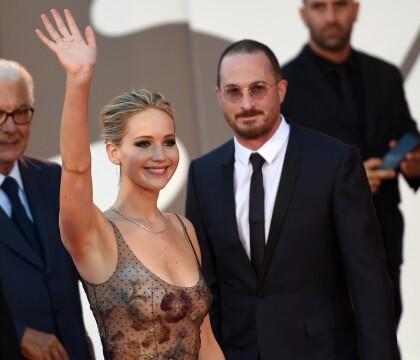 Jennifer Lawrence séparée : Fin de son histoire d'amour avec Darren Aronofsky
