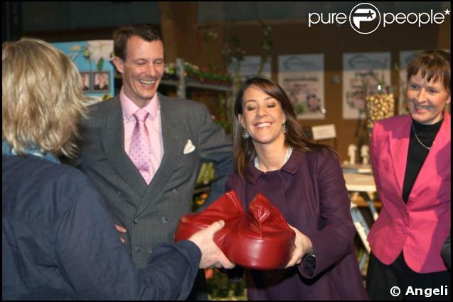 Marie de Danemark et Joachim de Danemark sont à nouveau de sortie : la princesse, qu'on savait belle plante, est également un beau fruit !