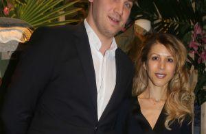 Tristane Banon et son chéri face à Tonya Kinzinger pour un anniversaire mode