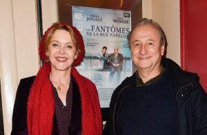 Igor Bogdanov : Tout sourire au théâtre après sa sortie de garde à vue !