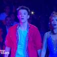 "Lenni-Kim et Marie Denigot - prime de ""Danse avec les stars 8"", samedi 25 novembre 2017, TF1"