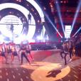 "Agustin Galiana et Candice Pascal - prime de ""Danse avec les stars 8"", samedi 25 novembre 2017, TF1"