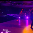"Camille Lacourt et Hajiba Fahmy - prime de ""Danse avec les stars 8"", samedi 25 novembre 2017, TF1"