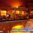 "Elodie Gossuin, Christian Milette, Agustin Galiana et Candice Pascal - prime de ""Danse avec les stars 8"", samedi 25 novembre 2017, TF1"