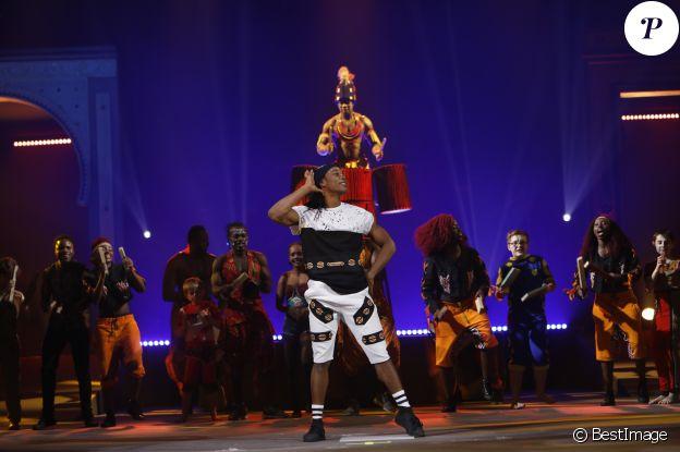 Exclusif - Spectacle Cirkafrika 3 pour le 30ème anniversaire de l' Association Petits Princes au Cirque Phénix à Paris le 24 novembre 2017. © Marc Ausset-Lacroix/Bestimage