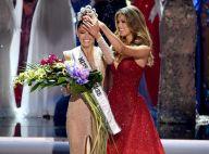 Miss Univers 2017 : Iris Mittenaere, émue, couronne celle qui lui succède