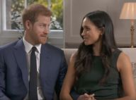 Harry et Meghan Markle, l'interview des fiançailles : De si tendres confidences